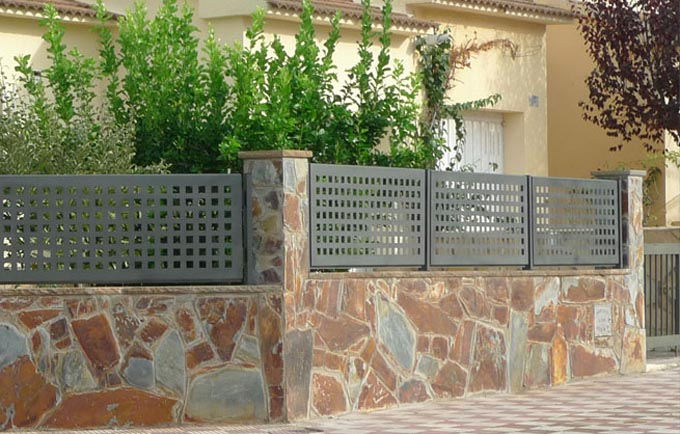 Puertas De Baño Metalicas:cierres para fincas batientes puertas cortafuegos puertas para